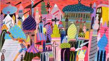 La Bienal de Ilustración Bratislava se celebra por primera vez en los espacios del castillo