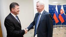 Minister Lajčák traf Russlands hohen Beamten Titow