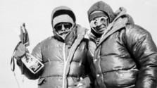 Hommage à l'alpiniste slovaque Jozef Psotka