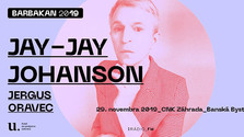 Rozhovor s Jay-Jay Johanson