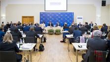 OSCE : les représentants à Bratislava