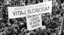Cesta za slobodou - 30. výročie Nežnej revolúcie
