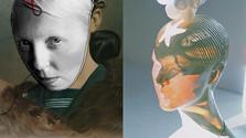 Torzo, výstava fotografií  Miloty Havránkovej