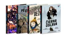 Nežný komiks: Graphic Novels über den November 1989