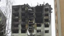 K veci: Prešovská bytovka po piatkovom výbuchu plynu