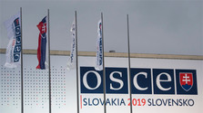 Arranca Consejo Ministerial de la OSCE en Bratislava
