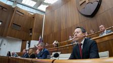 Los diputados aprobaron el presupuesto estatal para el año 2020