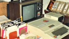 Elektronische Datenverarbeitung vor der Wende 1989