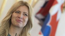 Zuzana Čaputová figura entre las 28 personalidades más influyentes de Europa