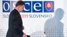 Lajčak hace un evaluación de la presidencia eslovaca de la OSCE