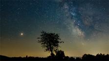 Zehn Jahre Dark Sky Park in Poloniny