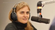 Jana Andevská v Rádiu Slovensko
