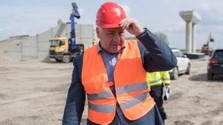 Érsek Árpád, a HÍD párt listavezetője