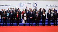 Le premier ministre à la conférence climatique à Madrid