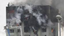 K veci: Výbuch plynu v bytovke v Prešove