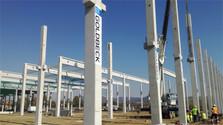 In der Ostslowakei wächst ein neuer Industriepark