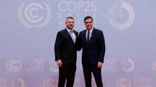 Пеллегрини об изменении мер по защите климата на планете
