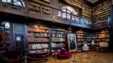 Nočné prehliadky v Apponyiovskej knižnici