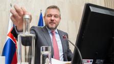 Pellegrini convoca reunión de ministros por huelga de transportistas