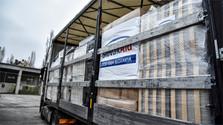 Eslovaquia envía ayuda humanitaria a Albania y Bosnia y Herzegovina