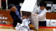K veci: Voľby v Hongkongu
