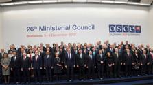 Ministerská rada OBSE v Bratislave