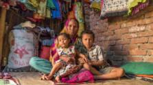 Bangladéš – život v utečeneckých táboroch a v chudobe
