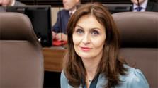 La ministra de Salud Andrea Kalavská anuncia su dimisión al cargo