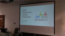 Conférence de la société civile parallèle au Conseil ministériel de l'OSCE