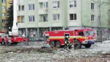 K veci: Po záchrannej akcii v Prešove čelia hasiči kritike