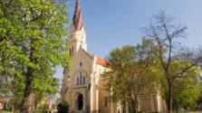 Kostol Preblahoslavenej Panny Márie vo Vrábľoch