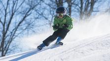 Rozcvička pred lyžovačkou
