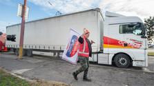 Continúan las negociaciones entre los transportistas y el Ministerio de Finanzas