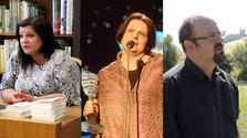 Vianoce spisovateľov - Macháčková, Šikulová, Červenák