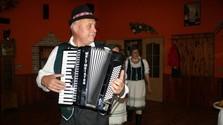 Klenotnica ľudovej hudby - Zimné obdobie a krstiny v obci Lekárovce