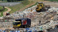 Abfallentsorgung: zu viel Müll landet auf den Deponien