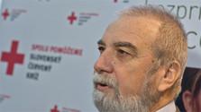 Viliam Dobiáš, prezident Slovenského Červeného kríža