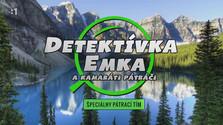 Detektívka Emka a kamaráti pátrači