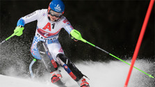 Slovak skier wins again in Flachau