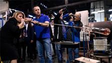Сохраняются традиции словацких стеклодувов
