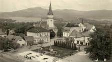 Budova starej radnice v obci Nitrianske Pravno