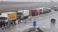 No satisfaction for road hauliers