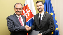 L'ambassadeur d'Irak reçu à Bratislava