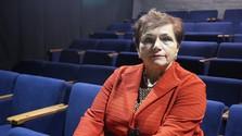 Eva Maliti Fraňová premiérovala Hru nevedomia v Rusku