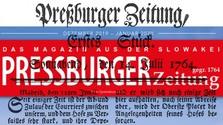 Pressburger Zeitung: Große Pause oder stiller Abschied…?