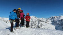 Povolené skialpové areály, Volí chrbát, Patria
