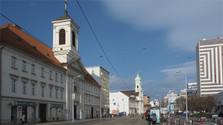 Where people from nearly every continent meet in Bratislava