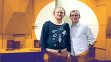 Ars litera s Danielom Špinerom a Martinom Geišbergom