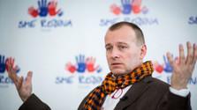 Boris Kollárral a piros vészjelző lámpáról