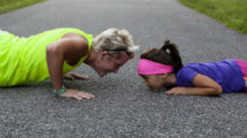 Vysoká a nízka intenzita cvičenia